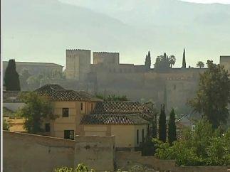 La contaminación por el tráfico afecta a La Alhambra