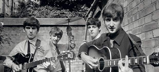 The Beatles fotografiados por Terry O'Neill