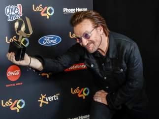 Bono en Los40