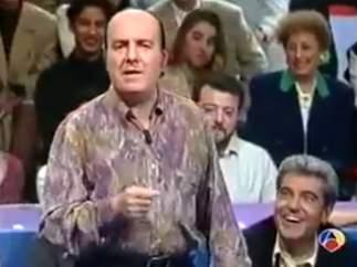 Chiquito, en TV