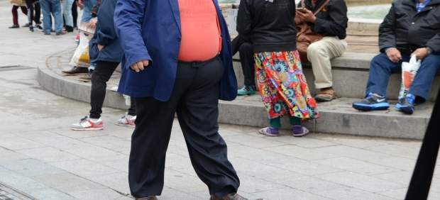 Personas gordas.
