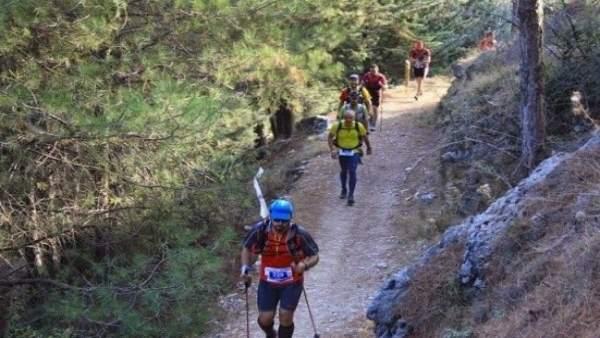 Archivo de la Ultra Trail Bosques del Sur