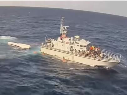Barco libio