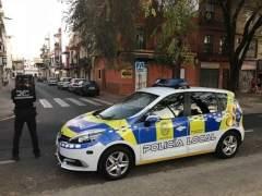 Policia Local de Sevilla