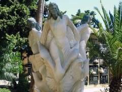 Escultura niñas de Alcàsser