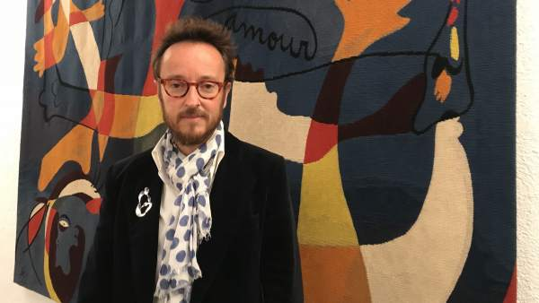 Joan Punyet Miró, nieto y responsable del legado de Joan Miró