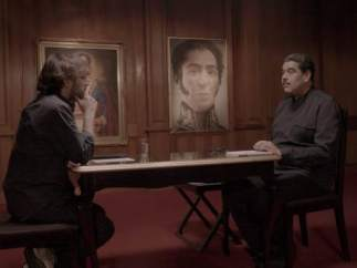 Entrevista a Maduro