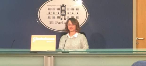 Olga Ballester, de Cs