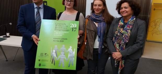 Presentación del programa en torno a la ciudad de la literatura por la Unesco