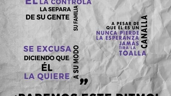 Cartel de la campaña de las diputaciones andaluzas.