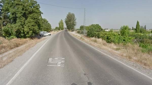 Carretera A-4075