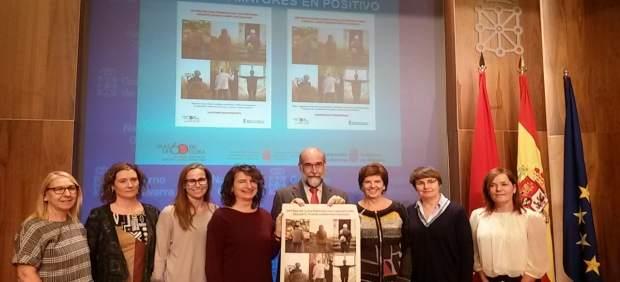 Presentación de la campaña a favor de una imagen positiva de la vejez.