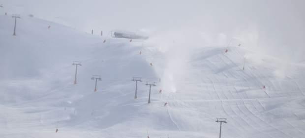Estación de esquí de Baqueira Beret.