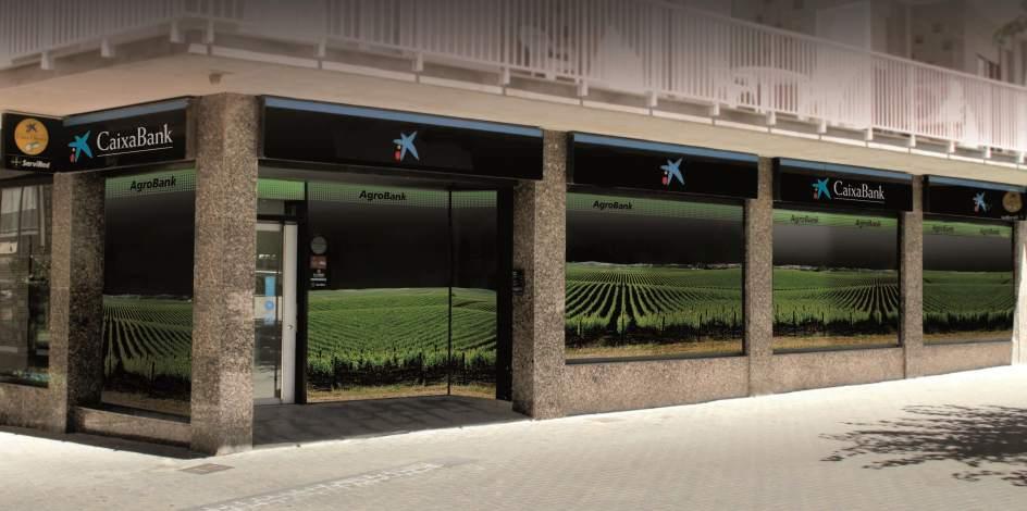 El negocio agrario de caixabank roza los millones for Pisos caixabank