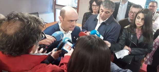 """Echávarri afronta l'eixida de Guanyar del govern local """"amb la fortalesa del mandat de les urnes"""""""