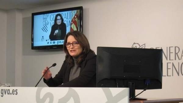 """Oltra sobre la ruptura del pacte a Barcelona: """"Ací no és possible perquè ens hem blindat enfront d'avatars externs"""""""