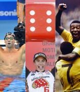 Márquez y otros deportistas ilustres
