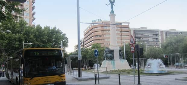 Autobús urbano de Castillo