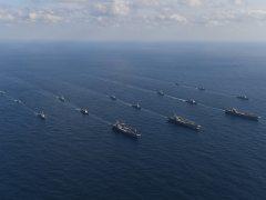 EE UU suspende sus maniobras de agosto en la península de Corea