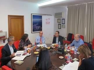 Jurado de los Premios al Valor Social de la Fundación Cepsa en San Roque