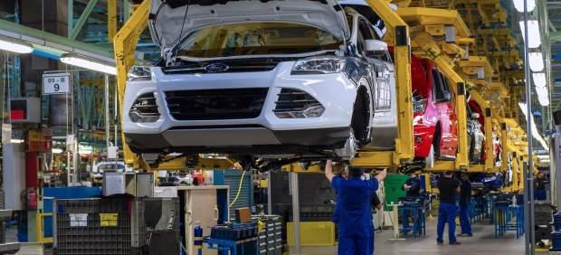 Ford preveu recuperar els 140 treballadors del segon torn de motors a l'abril de 2018