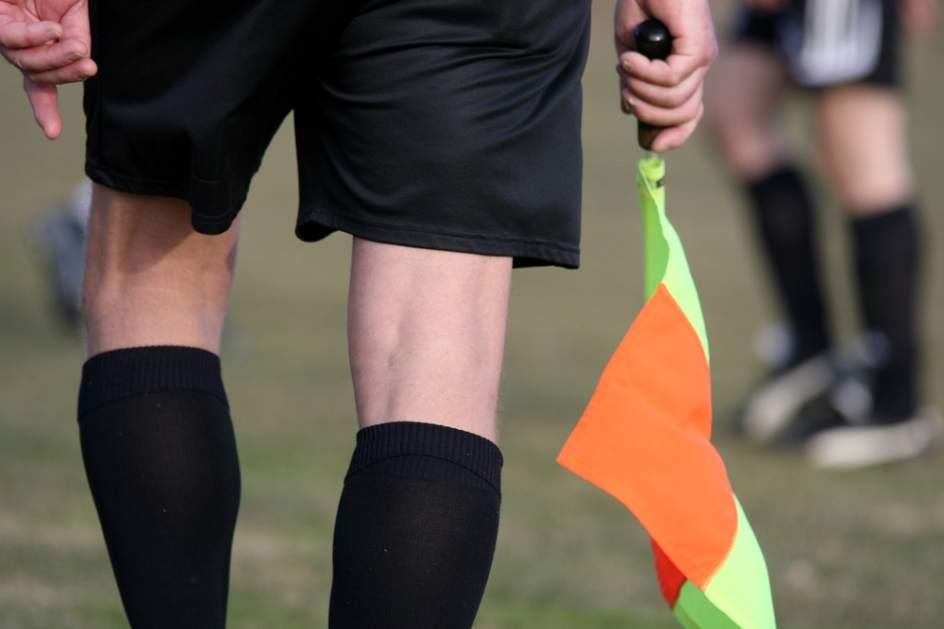 Un árbitro, suspendido 18 semanas por un error en los penaltis