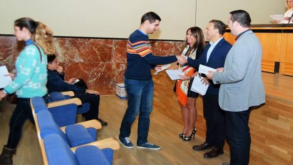 La delegada territorial, Gema Pérez