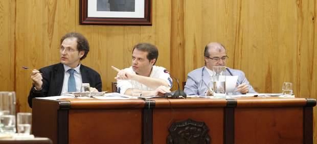 Antonio Conde presenta el proyecto del Parque Central