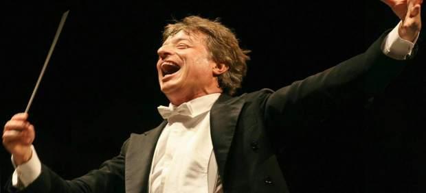 El director Roberto Abbado