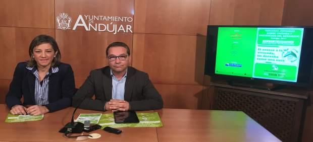Presentación de las 'III Jornadas sobre Vivienda y prevención del desahucio'.