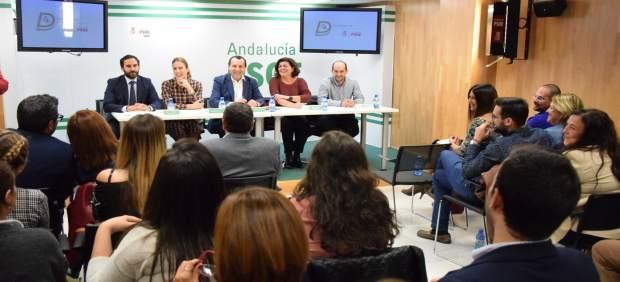 Ejecutiva del PSOE de Málaga