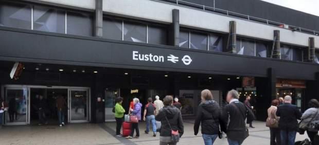 Estación de tren de Euston