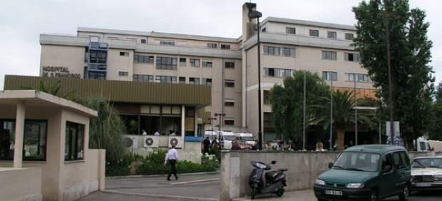 Hospital São Francisco Xavier, en Lisboa
