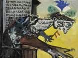 'Figura (de femme inspirée par la guerra d'Espagne)', de Picasso
