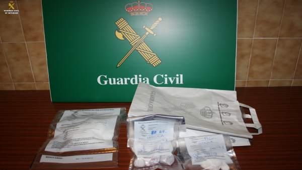 Desmantelan un punto de venta de droga en La Jonquera