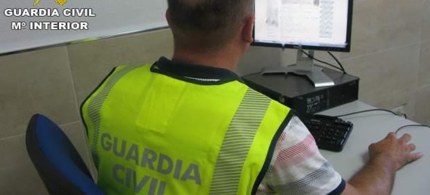 Guardia Civil: Remitiendo Nota De Prensa