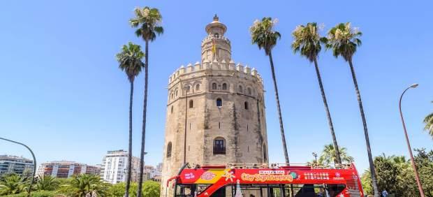 City Sightseeing Sevilla ofrece tours gratuitos por el 25 aniversario.
