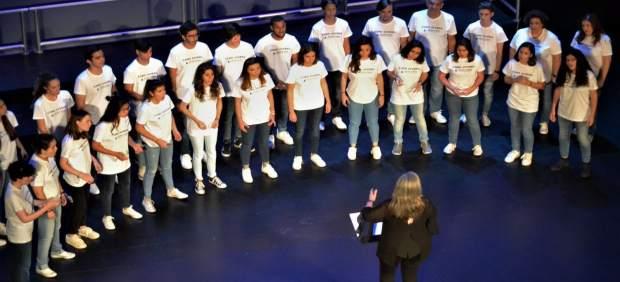 Nota De Prensa Y Fotografía: Auditorio Coro Juvenil