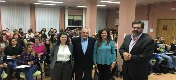 Encuentro con docentes de Conservatorio que inician la fase de prácticas en Jaén