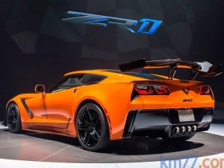 Basado en el Corvette de séptima generación
