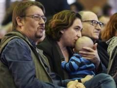 Los comunes absorben a Podem y barajan gobernar con ERC