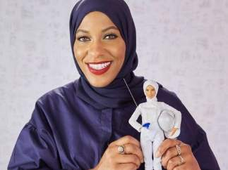 Barbie con hijab