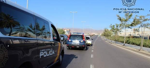 La Policía Nacional Detiene A Tres Individuos Por Un Robo Con Violencia Perpetra