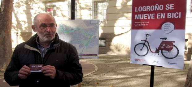 Ruiz Tutor presenta el nuevo sistema de alquiler de bicis