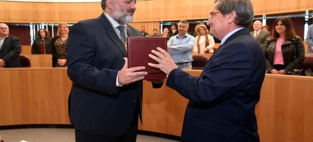 Toma posesión Pablo García como nuevo diputado provincial del PP