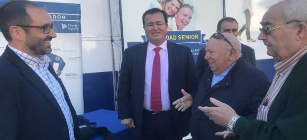 Presentación de la campaña sobre movilidad senior