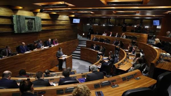 Debate de orientación política de Asturias