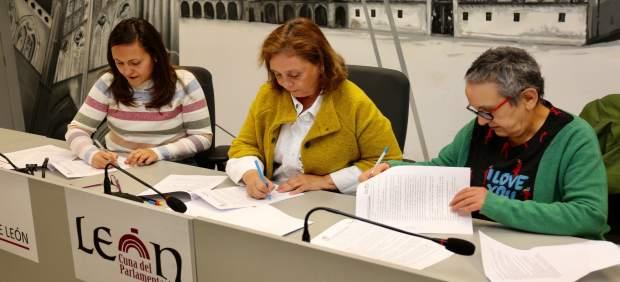 El Ayuntamiento De León Facilitará El Acceso De Los Hijos De Mujeres Víctima De