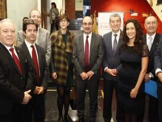 Celebración del 50 aniversario del Hospital San Jorge de Huesca