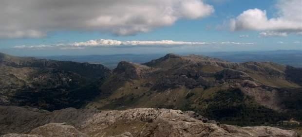 Imagen de archivo de la Serra de Tramuntana
